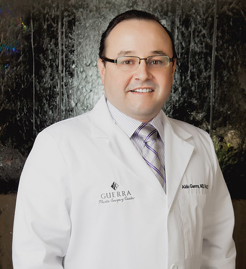 Photo of Dr. Aldo Guerra
