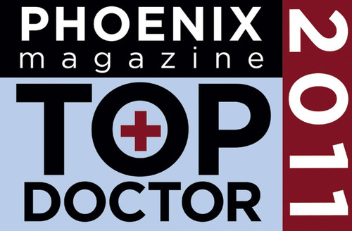 Phoenix Magazine Top Doc 2011