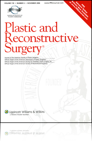 Plastic and Reconstructive Surgery cover
