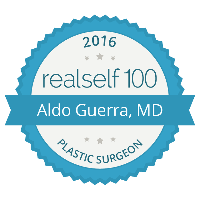 Dr. Aldo Guerra Real Self 100 Doctor for 2016